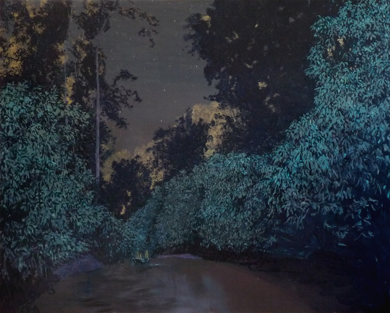 130x162 cm, 2016, collection privée
