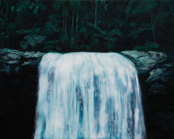 huile sur toile, 80 x 100 cm, 2014