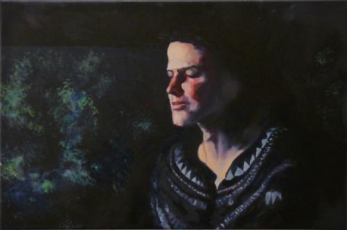 huile sur toile, 40 x 60 cm, 2014
