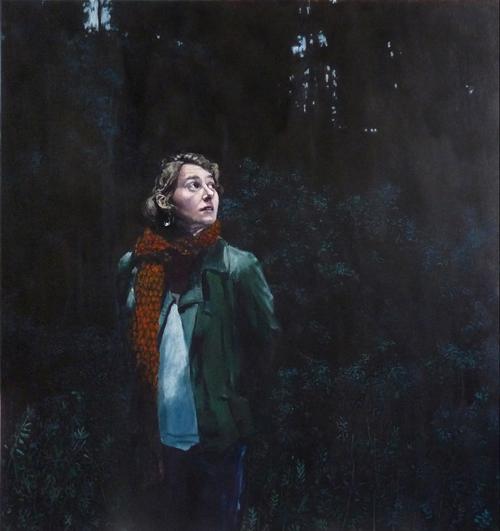 85 x 80 cm, 2015, col. privée