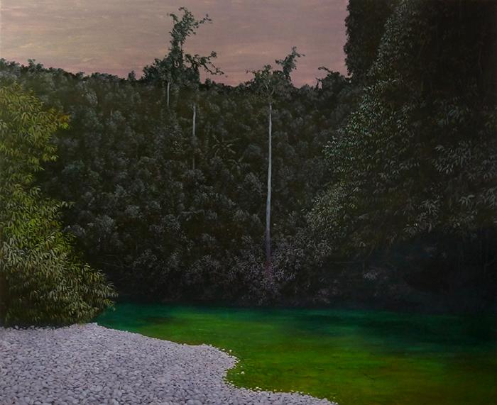130x160 cm, 2017, coll. privée