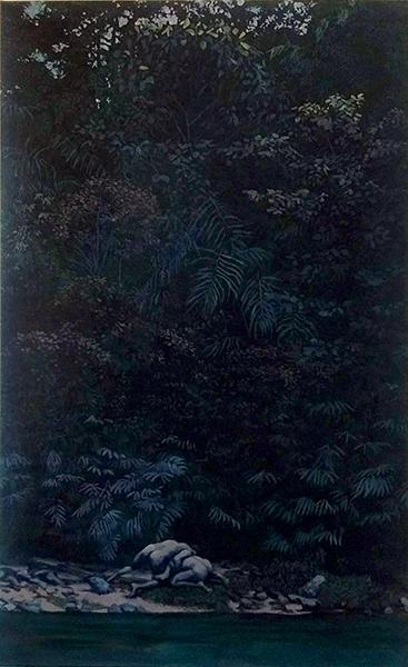 130x80 cm, 2018, collection privée